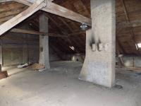 část půdního prostoru - Prodej komerčního objektu 749 m², Veselí nad Moravou