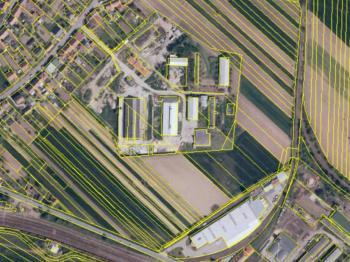Prodej pozemku 4582 m², Vřesovice