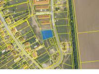 Prodej pozemku, 1063 m2, Medlov
