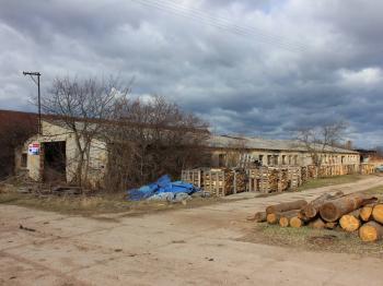 Celkový pohled - Prodej zemědělského objektu 540 m², Radějov