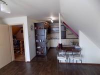 pohled z obývacího pokoje v patře - Prodej domu v osobním vlastnictví 250 m², Svatobořice-Mistřín