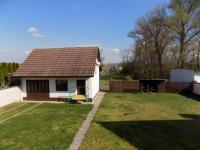 pohled z terasy - Prodej domu v osobním vlastnictví 250 m², Svatobořice-Mistřín