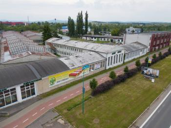 Pronájem komerčního objektu 17391 m², Veselí nad Moravou