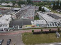 Pohled z ulice - Pronájem komerčního objektu 20000 m², Veselí nad Moravou