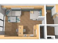 Pronájem bytu 1+kk v osobním vlastnictví 42 m², Hodonín