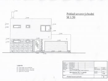 SV pohled - Prodej pozemku 1111 m², Hodonín