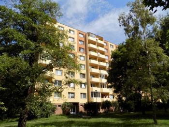 bytový dům  - Prodej bytu 1+1 v osobním vlastnictví 32 m², Hodonín