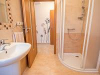 koupelna v přízemí - Prodej domu v osobním vlastnictví 186 m², Velké Bílovice