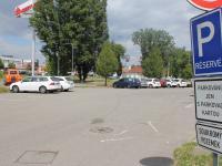 soukromé parkoviště - Prodej komerčního objektu 2402 m², Hodonín