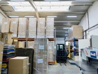 hala , nová přístavba - Prodej komerčního objektu 2402 m², Hodonín