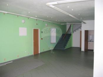 Přízemí. - Pronájem komerčního objektu 345 m², Příbram