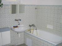 Koupelna zvýšené přízemí. (Prodej domu v osobním vlastnictví 273 m², Horní Maršov)