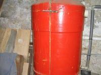 Zásobník na teplou vodu. (Prodej domu v osobním vlastnictví 273 m², Horní Maršov)