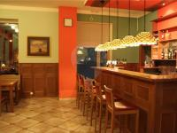 Bar. (Prodej hotelu 847 m², Beroun)