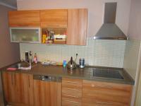 Kuchyň. (Prodej bytu 4+1 v osobním vlastnictví 73 m², Příbram)