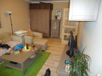 Obývací pokoj. (Prodej bytu 4+1 v osobním vlastnictví 73 m², Příbram)