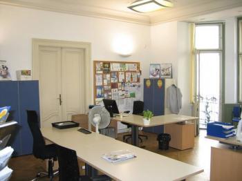 Kancelářské prostory. - Pronájem kancelářských prostor 153 m², Praha 1 - Nové Město