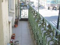 Balkón. - Pronájem kancelářských prostor 153 m², Praha 1 - Nové Město