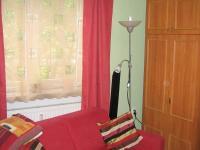 Obývací pokoj. (Prodej bytu 3+1 v osobním vlastnictví 60 m², Dobříš)