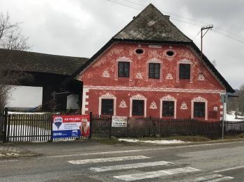 Prodej chaty / chalupy 210 m², Zbytiny