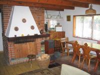 Přízemí. (Prodej chaty / chalupy 109 m², Nové Dvory)