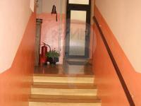 Chodba domu. (Pronájem bytu 2+kk v osobním vlastnictví 41 m², Králův Dvůr)