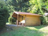 Zahradní srub. - Prodej domu v osobním vlastnictví 216 m², Jiřetín pod Jedlovou