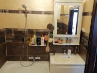 Koupelna s vanou  / wc - Prodej bytu 4+1 v osobním vlastnictví 84 m², Praha 3 - Žižkov