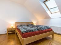 Ložnice. - Prodej domu v osobním vlastnictví 329 m², Libomyšl
