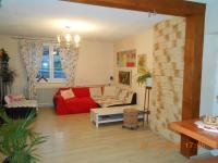 obývací pokoj - Prodej domu v osobním vlastnictví 230 m², Jince