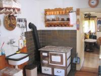 Kuchyň. - Prodej chaty / chalupy 216 m², Jiřetín pod Jedlovou