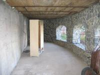 Venkovní terasa před sklípkem. - Prodej domu v osobním vlastnictví 196 m², Trubská