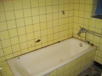 Koupelna přízemí. - Prodej domu v osobním vlastnictví 241 m², Zbinohy