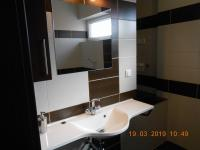koupelna I - Prodej bytu 4+kk v osobním vlastnictví 109 m², Praha 9 - Kbely