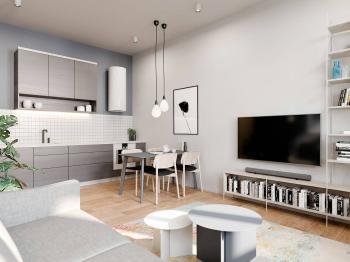 Prodej bytu 2+1 v osobním vlastnictví 82 m², Praha 3 - Žižkov
