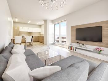 Prodej bytu 4+kk v osobním vlastnictví 119 m², Unhošť