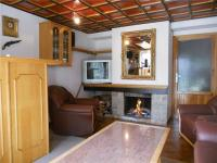 Salonek s krbem a barem (Prodej domu v osobním vlastnictví 242 m², Zbelítov)