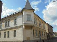 Celkový pohled na dům (Pronájem bytu 1+1 v osobním vlastnictví 35 m², Sedlec-Prčice)