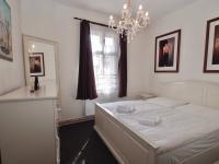 Ložnice bytu A (Prodej domu 600 m², Tábor)