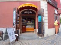 Prodejna zmrzliny (Prodej domu 600 m², Tábor)