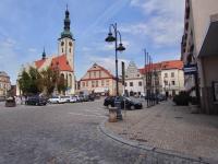 Žižkovo náměstí (Prodej domu 600 m², Tábor)