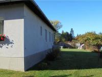 Pohled od východu (Prodej domu v osobním vlastnictví 121 m², Krásná Hora nad Vltavou)