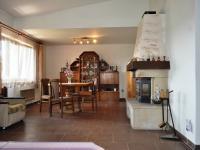 Obývací pokoj (Prodej domu v osobním vlastnictví 172 m², Týnec nad Sázavou)