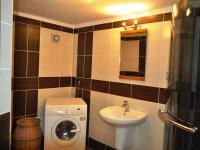Koupelna+WC  - suterén (Prodej domu v osobním vlastnictví 172 m², Týnec nad Sázavou)