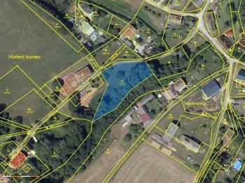 Prodej pozemku 16659 m², Jilemnice