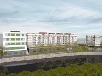vizualizace objektu (Prodej bytu 1+kk v osobním vlastnictví 69 m², Plzeň)