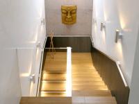 vizualizace schodiště (Prodej bytu 4+1 v osobním vlastnictví 275 m², Plzeň)