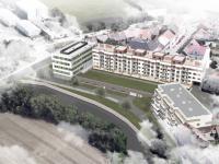vizualizace objektu - Prodej bytu 4+kk v osobním vlastnictví 291 m², Plzeň