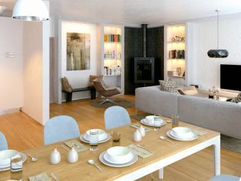 Prodej bytu 4+kk v osobním vlastnictví 291 m², Plzeň