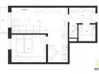 Prodej bytu 2+kk v osobním vlastnictví 54 m², Zbůch